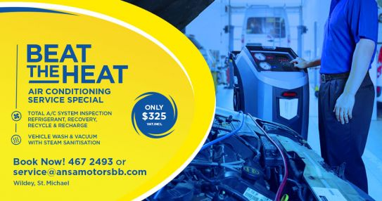 Beat The Heat AC Service Special