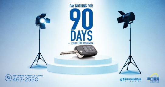 PAY NOTHING FOR 90 DAYS!