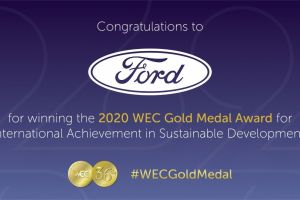 Ford wins Gold for Sustainable Development